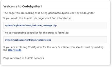 Хостинг для codeigniter хостинг nameserver